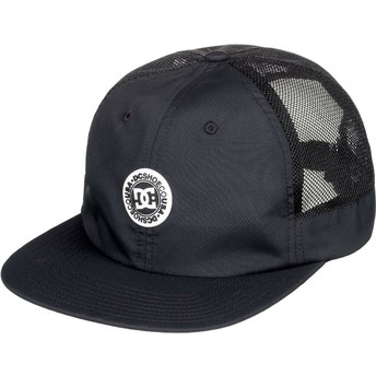 Gorra trucker negra Harsh Pocket de DC Shoes