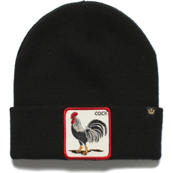 Gorro negro gallo Winter Bird de Goorin Bros.