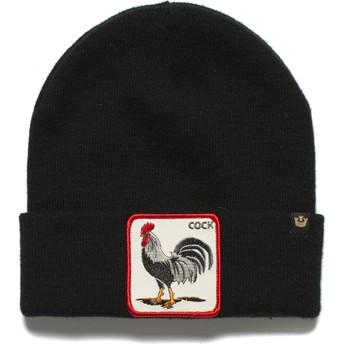 Gorro negro gallo Winter Bird de Goorin Bros.