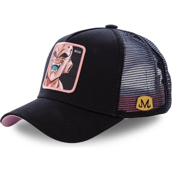 Gorra trucker negra Kid Buu BUU Dragon Ball de Capslab