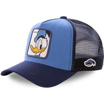 Gorra trucker azul Pato Donald DUC1 Disney de Capslab