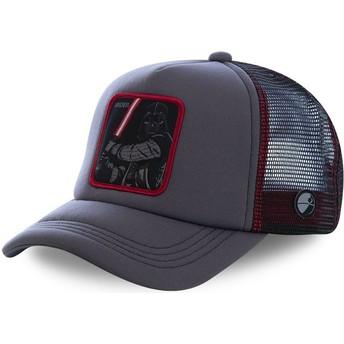 Gorra trucker gris Darth Vader VAD5M Star Wars de Capslab