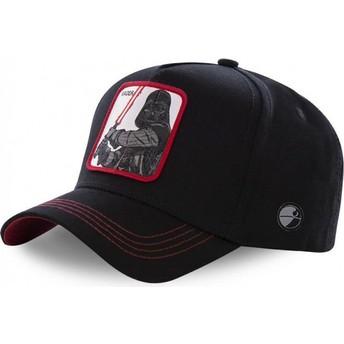 Gorra curva negra snapback Darth Vader VAD3 Star Wars de Capslab