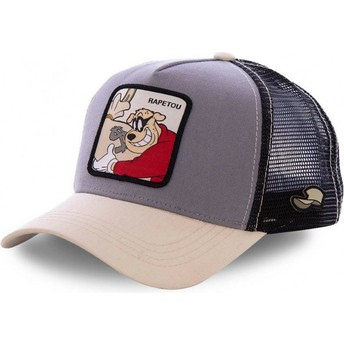 Gorra trucker marrón Beagle Boys BEA2 Disney de Capslab