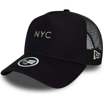 Gorra trucker azul marino 9FORTY Seasonal NYC de New Era
