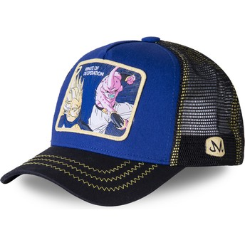 Gorra trucker azul Vegeta Vs Kid Buu Minute of Desperation DES2 Dragon Ball de Capslab