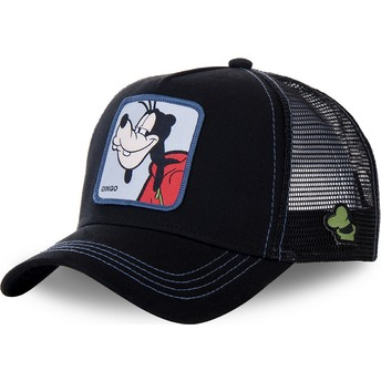 Gorra trucker negra Goofy GOO2 Disney de Capslab