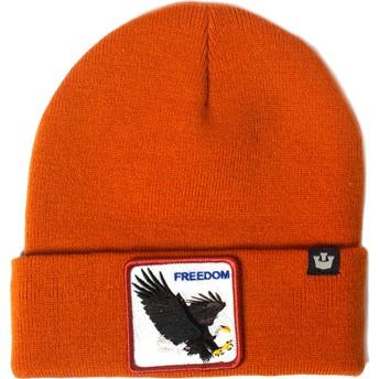 Gorro naranja águila Hot Head de Goorin Bros.