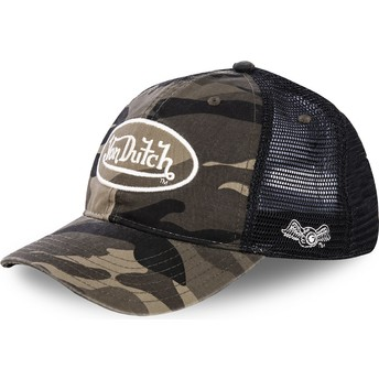 Gorra trucker camuflaje ARMY02 de Von Dutch