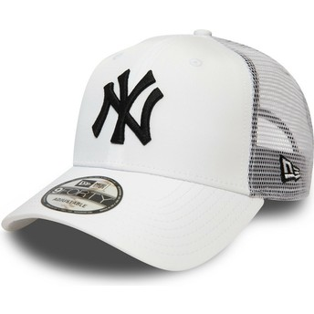 Gorra trucker blanca 9FORTY Summer League de New York Yankees MLB de New Era