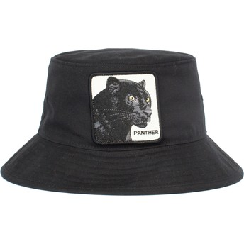 Bucket negro pantera Truth Seeker de Goorin Bros.