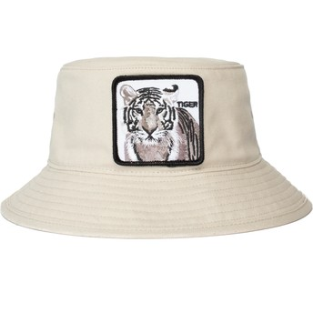 Bucket blanco tigre Killer Instincts de Goorin Bros.