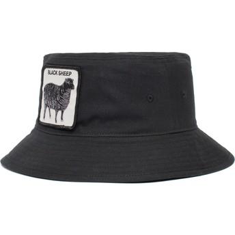 Bucket negro oveja Black Sheep Baaad Guy The Farm de Goorin Bros.