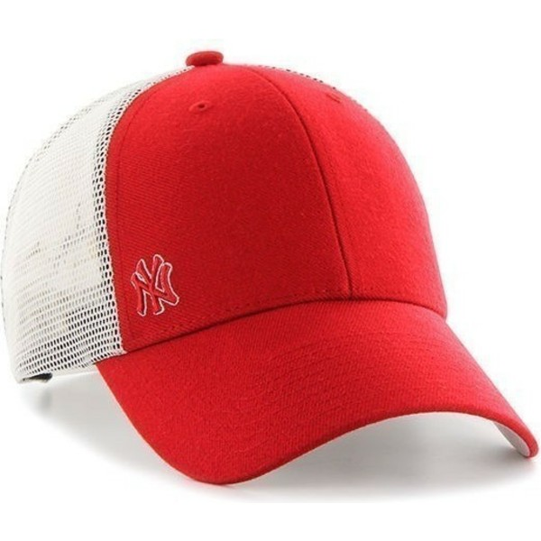 gorra-trucker-roja-de-new-york-yankees-mlb-suspense-de-47-brand