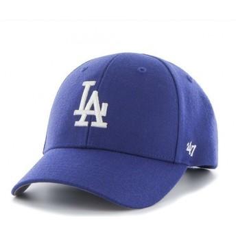 Gorra curva azul de Los Angeles Dodgers MLB de 47 Brand