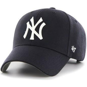 Gorra curva azul marino de New York Yankees MLB de 47 Brand