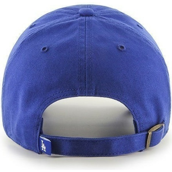 gorra-curva-azul-de-los-angeles-dodgers-mlb-clean-up-de-47-brand