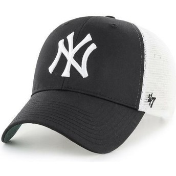 Gorra trucker negra de MLB New York Yankees de 47 Brand