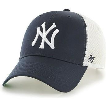 Gorra trucker azul marino de MLB New York Yankees de 47 Brand