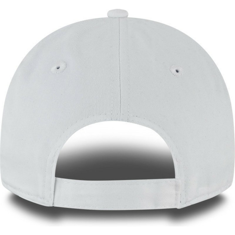 Gorra curva blanca ajustable 9FORTY Basic Flag de New Era  comprar ... cf3f94ab2f2