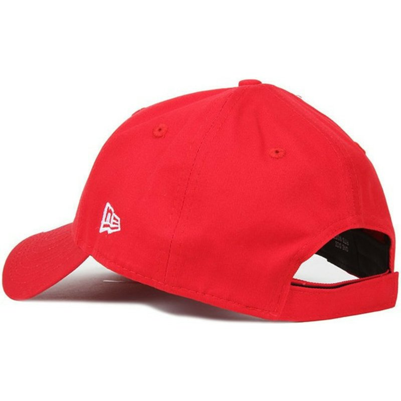 ... gorra-curva-roja-ajustable-9forty-basic-flag-de-. Siguiente. New Era 8009315297138